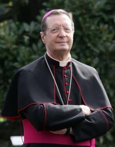S. Em. Rev.ma Card. Giovanni Lajolo, Presidente Em. del Governatorato dello Stato della Città del Vaticano