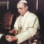 FILE PHOTO OF POPE PIUS XII
