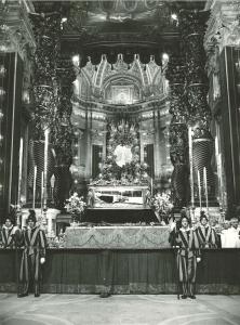 Beatificazione di San Pio X • 3 giugno 1951 • ©Archivio La Famiglia Spirituale L'Opera