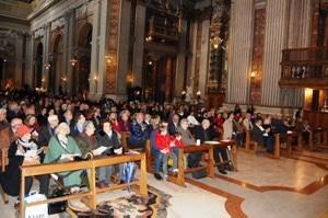 400 persone nel pubblico per il Concerto del 6 marzo