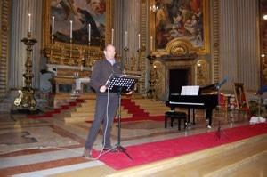 Il prof. Alfano parla dell'Anno Santo del '50