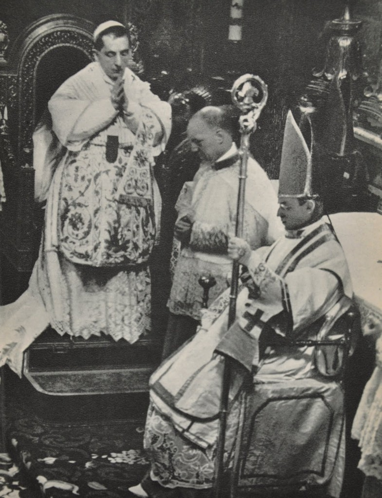 two popes in 1917